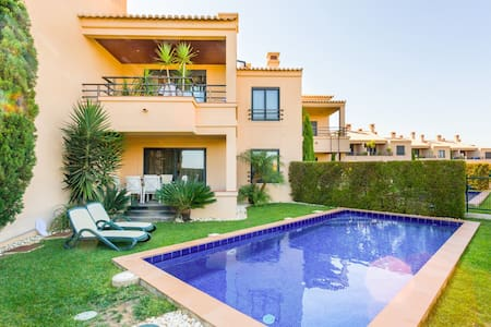 Two bedroom apartment with private pool - Luz