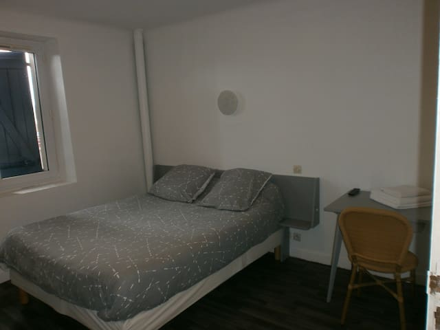 hôtel l auberge st Christophe chambre  NUMÉRO 3
