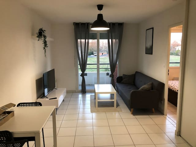 Appartement+Parkings+Wifi  Mondonville (Blagnac)