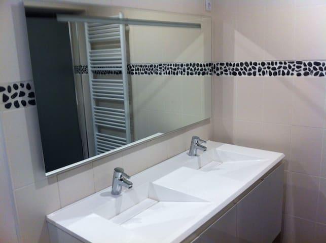 Chambre à louer dans maison à Plailly parc Asterix - Plailly - House