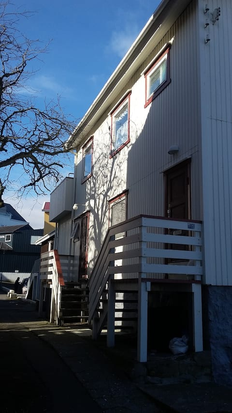 Cosy apartment in the heart of Tórshavn