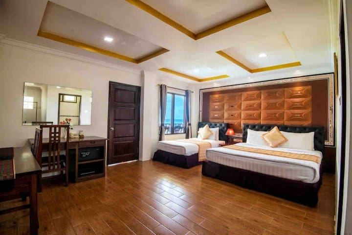Hotel Lux -Suite Room (Sea view) @Ngwe Saung