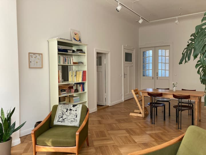 Villa Apartment in Berlin Westend