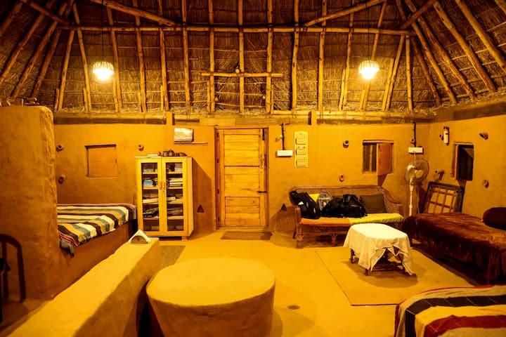 Kalari House & Hut