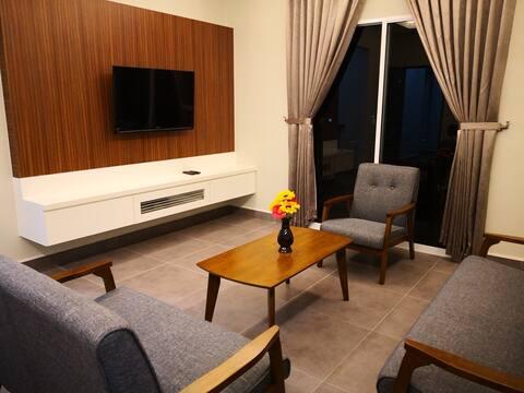 3 Bedrooms   B - Apartments at Heart of Brinchang