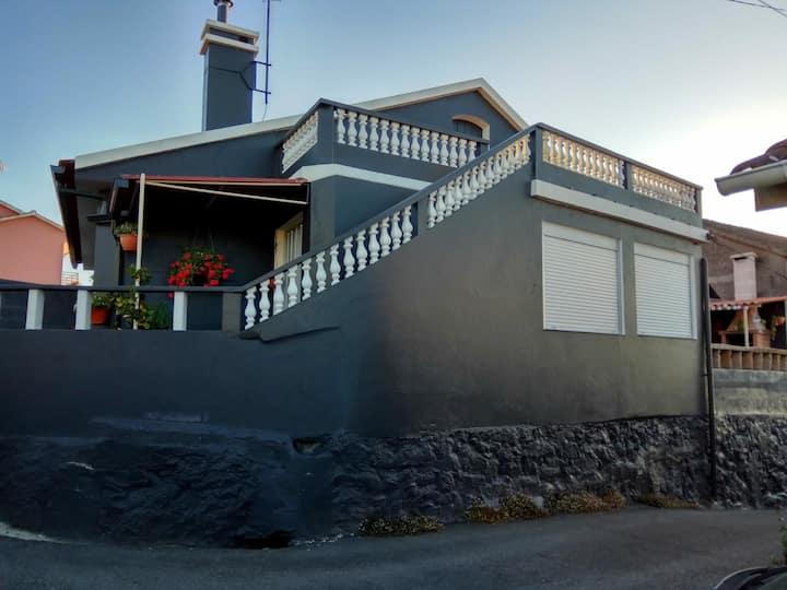 Casa vacacional en Bueu