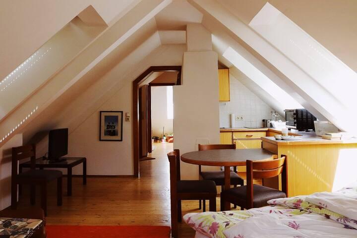 Seeblick Apartment Kranzelbinder