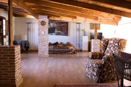 Delightful loft close to Chinchon and Aranjuez - Villaconejos - Loft