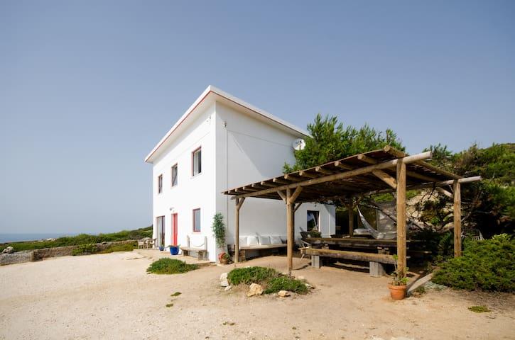Sea house near Sintra