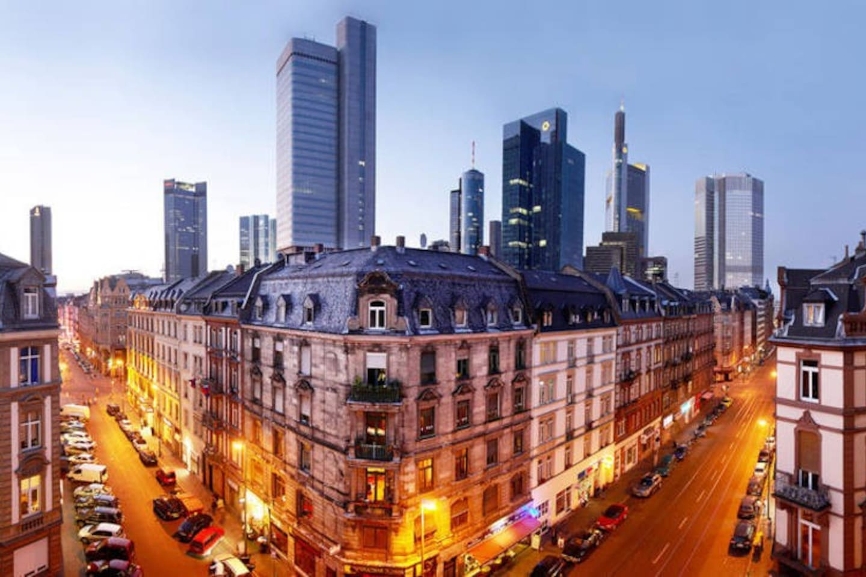Gründerzeit meets skyline