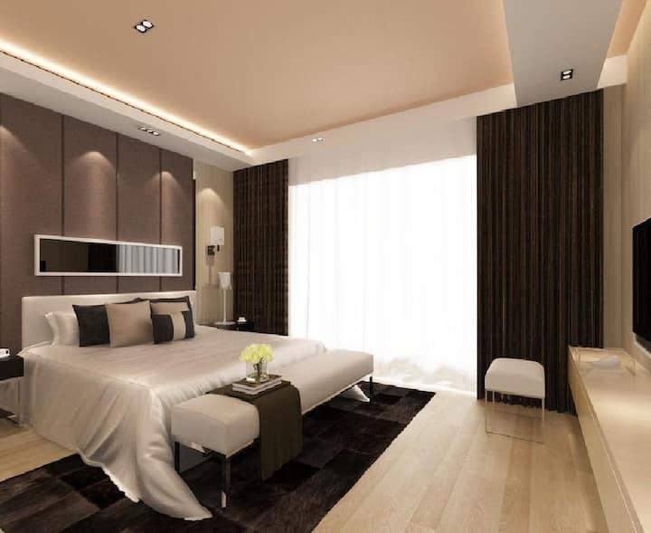 Modern Lux Apartman
