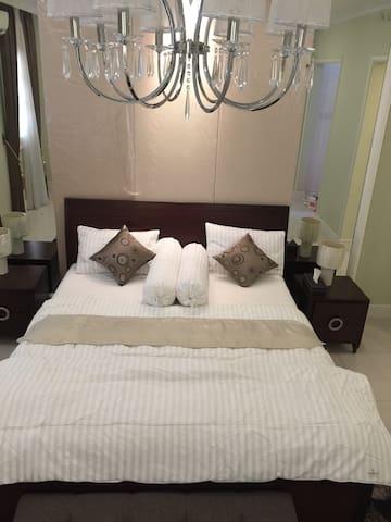 King Tiffany's Room - Jacarta - Casa