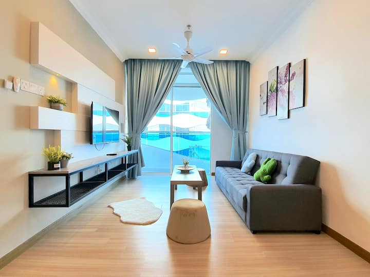 Malacca | The Wave Residences with Unifi! [A2313]