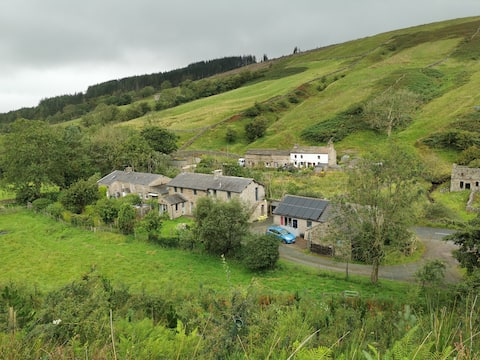 The Old Joinery, Garsdale - Primrose B&B Suite