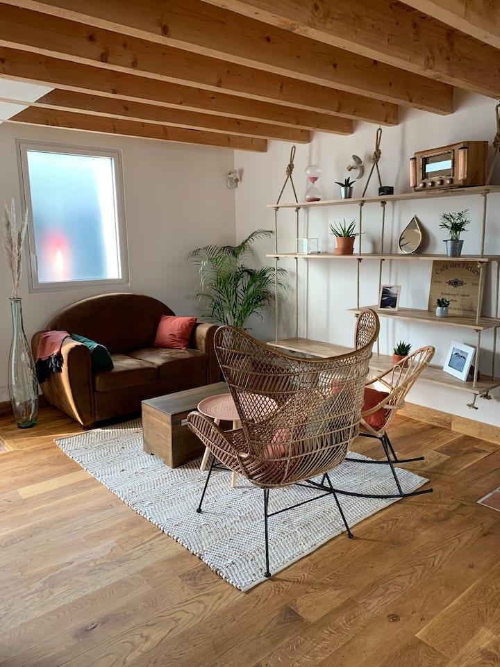 La petite maison de Justin - Jacuzzi