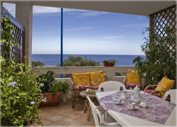 delizioso appartamento sole e mare
