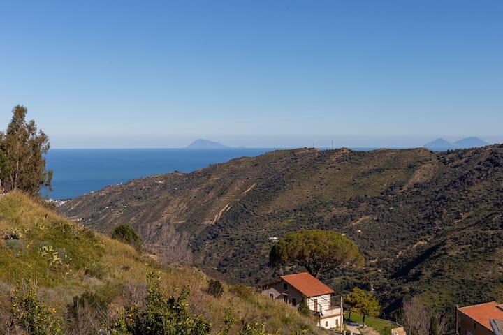 Reitano Sicily house 8 pax