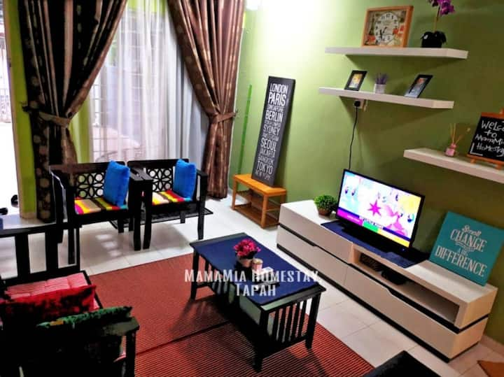 MamaMia HomestayTapah, Perak