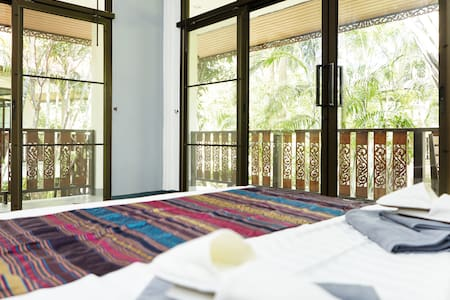 Deluxe garden view bungalow  4 - Ko Samui
