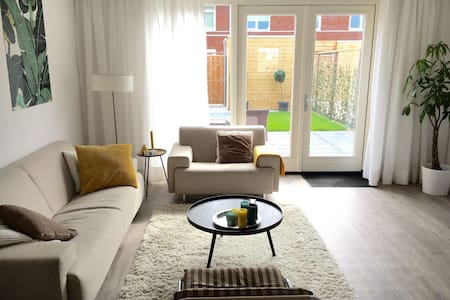 New modern house with garden nearby Rotterdam - Papendrecht - Haus