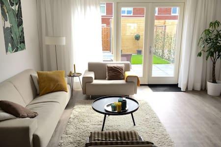 New modern house with garden nearby Rotterdam - Papendrecht - 独立屋