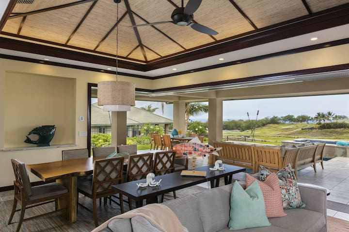 WAI'ULA'ULA 318 CONTEMPORARY DESIGN MEETS BIG ISLAND LIVING