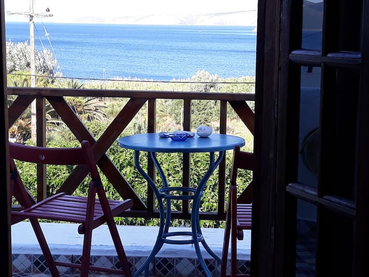 Maisonette 2 mins'walking distance from the beach!