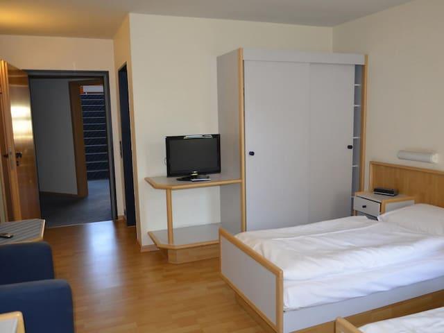 Einzelzimmer Standard im Löwen Hotel Arian