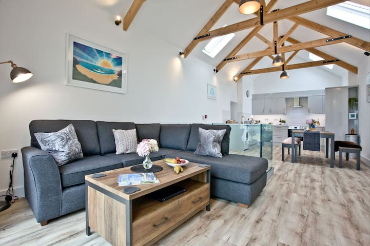 The Hayloft, Watergate Bay