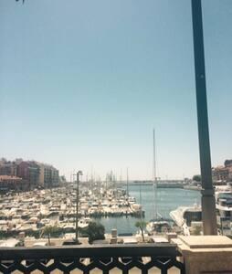 Appartement au port de Nice