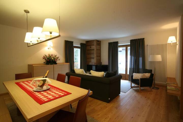 Residence Planpincieux - Plampincieux - Apartament