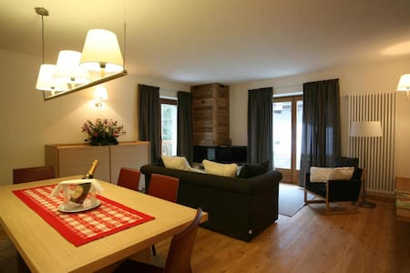 Residence Planpincieux - Plampincieux - Apartment