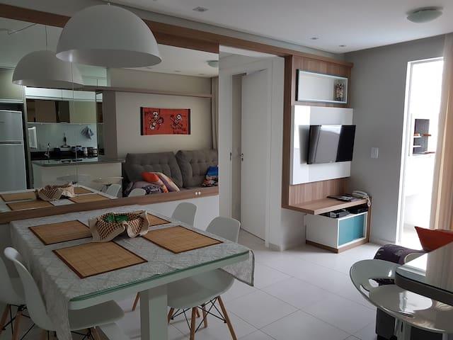 Apartamento completo em Canasvieiras.