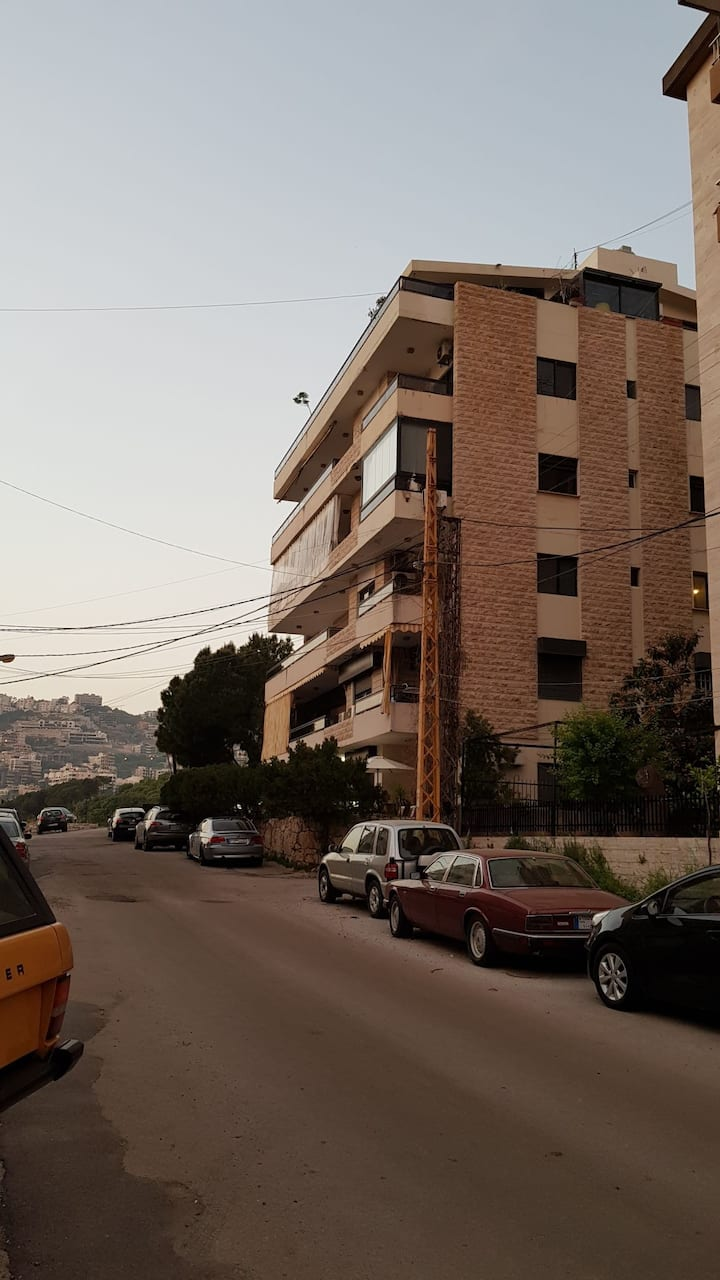 Lovely 3 bedroom apartment kfarhbab