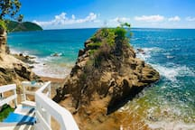 Santorini Guest House Ocean Front Paradise!