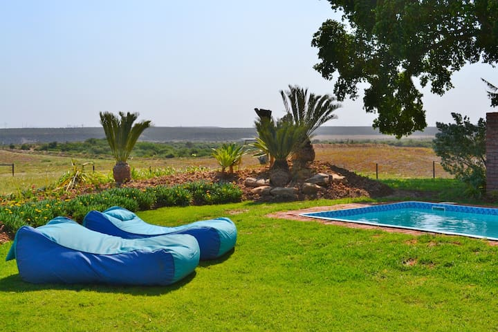 The Kraal Country Estate Addo, Double room 3