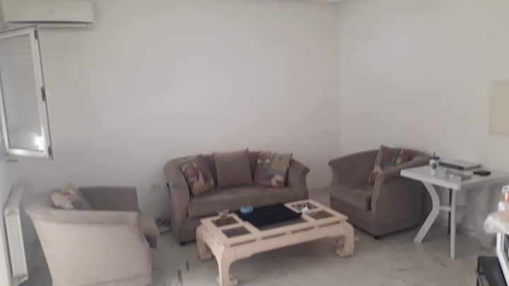 Apartment in the Business District of Tunis