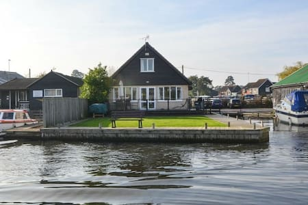 Kingfisher Lodge - Wroxham