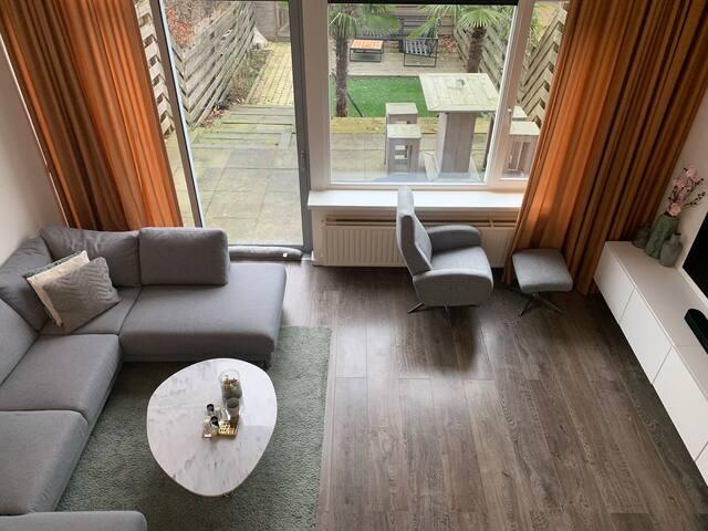 Luxurious spacious house in Breda