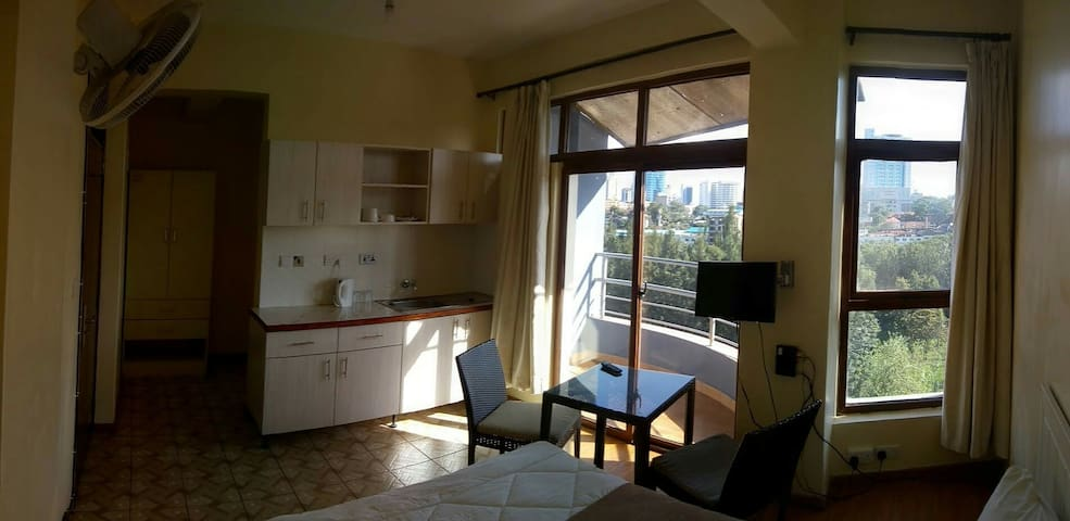 5* Luxury Double Size Suite with Personal Balcony