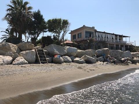 Villa sul mare Punta Pellaro