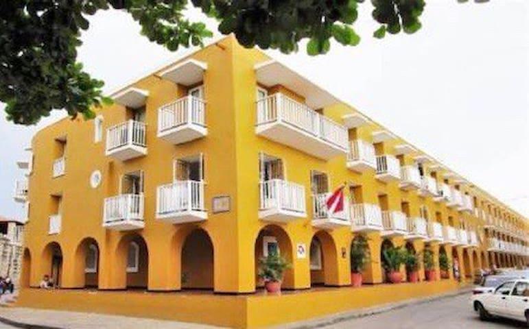 Cómoda habitación CENTRO HISTÓRICO de Cartagena