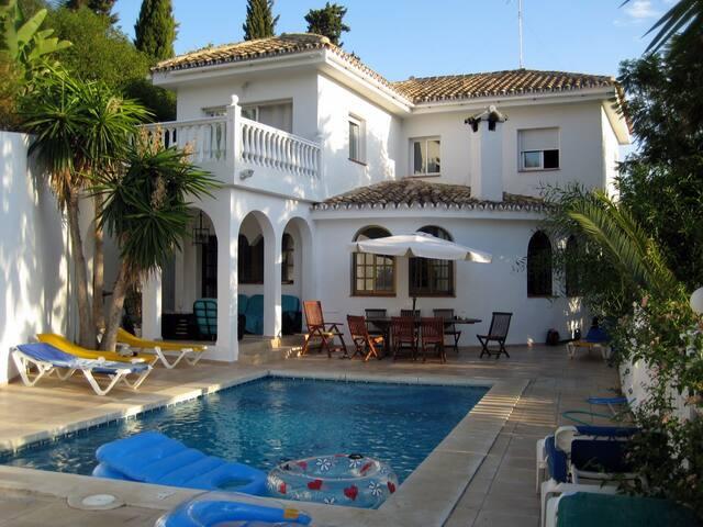 Villa Galatea Campo Mijas Spain