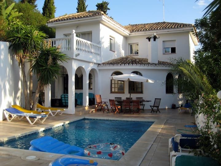 Villa Galatea Campo Mijas Spain