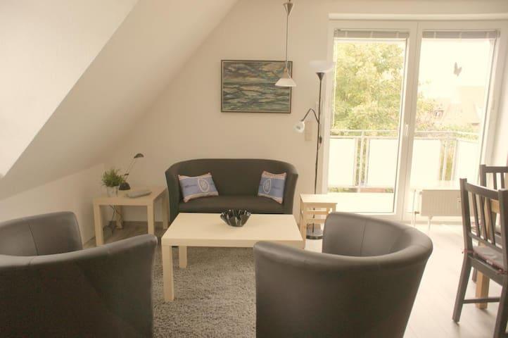 Möwe  WG 4 Ferienwohnung in Cuxhaven Sahlenburg