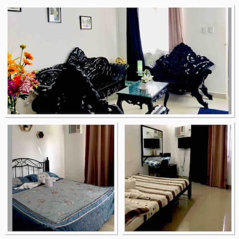 Holiday Town House - 3mins walk from White Beach