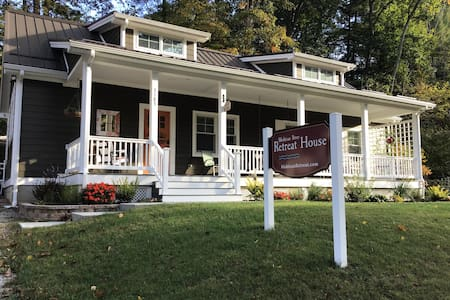 Mohican River Retreat House