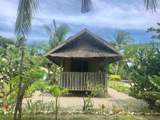 Mangyan Bungalow by the beach