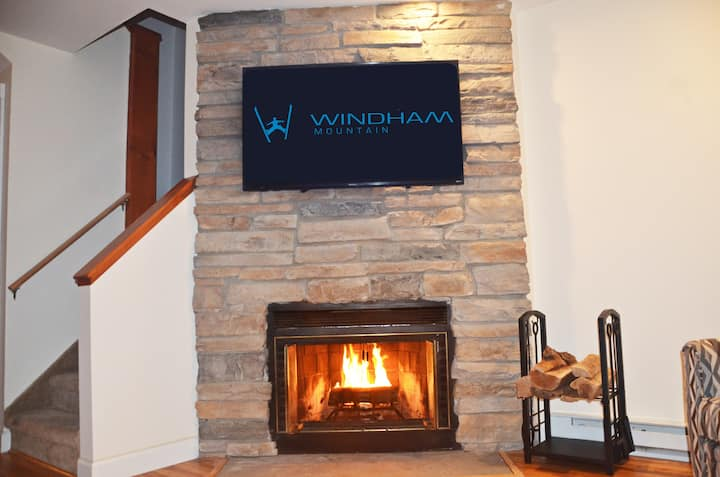 Windham Mountain Getaway 2BD 2BA Condo