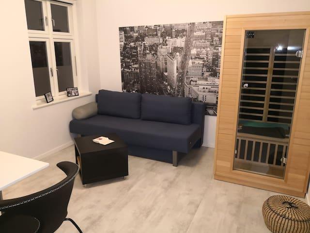 Roskilde værelse i centrum med plads til 2